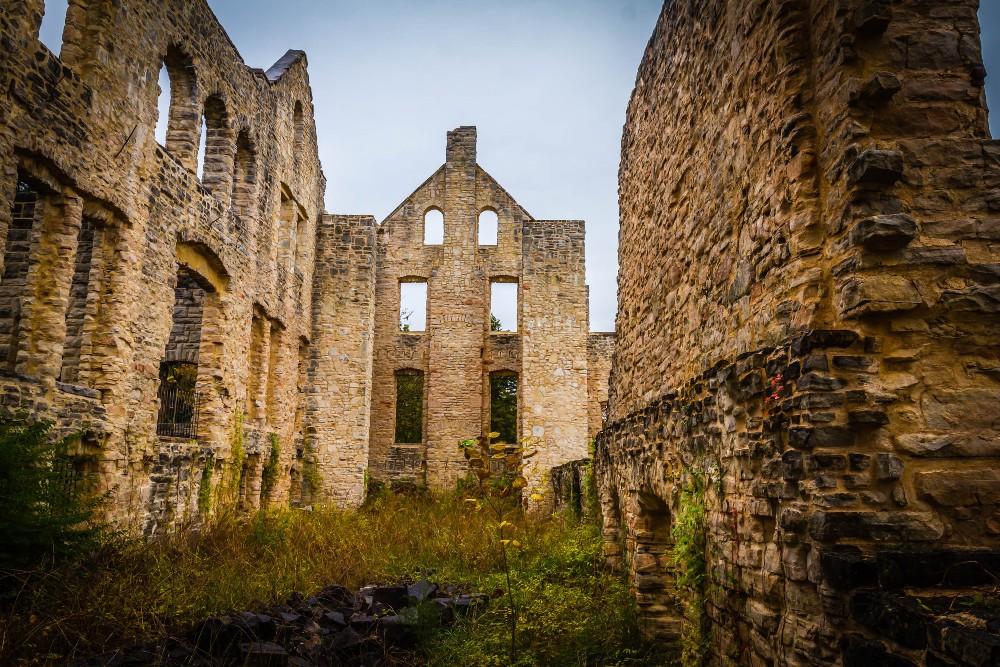 Ha Ha Tonka Castle Ruins & State Park – Camdenton, Missouri