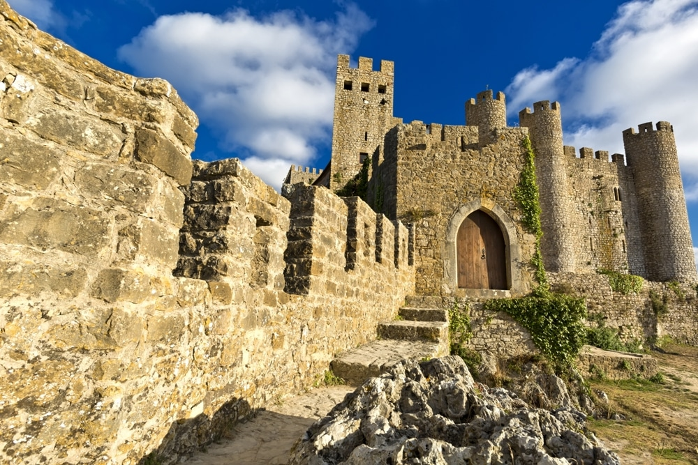 Pousada do Castelo de Obidos – Portugal