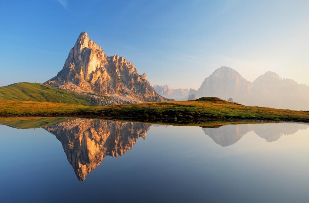 The Dolomites of Belluno, Italy