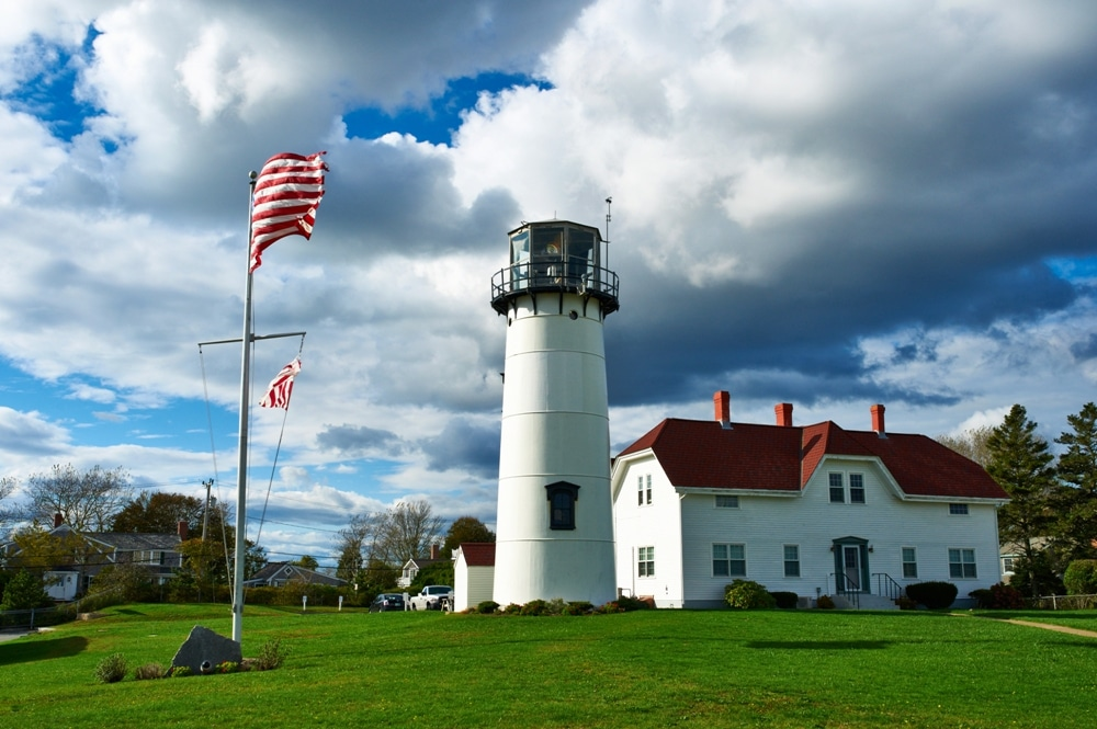 A Famous Lighthouse in Chatham, Massachusetts – Chatham Light