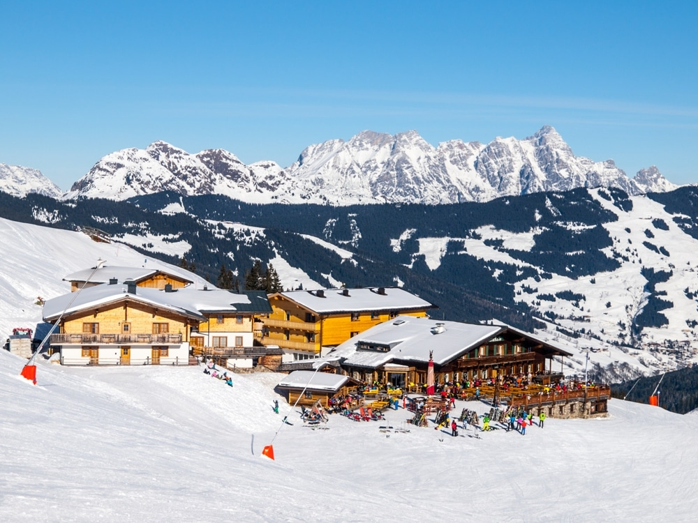 Austria's Best Ski Vacation Resorts