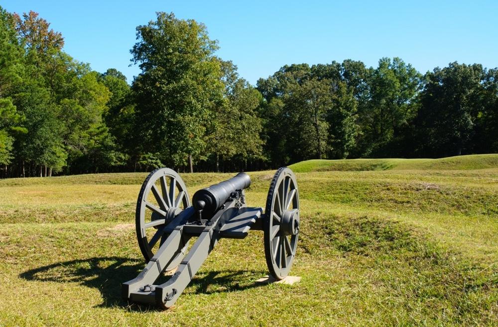 Ninety Six National Park – Ninety Six, South Carolina
