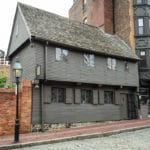 Tourico Vacations on Massachusetts - Paul Revere House in Historic Boston, Massachusetts