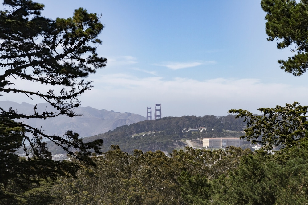 Buena Vista Park – San Francisco, California – Part One