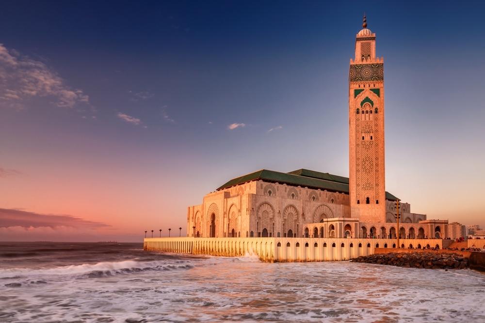 The Appeal of Casablanca, Morocco