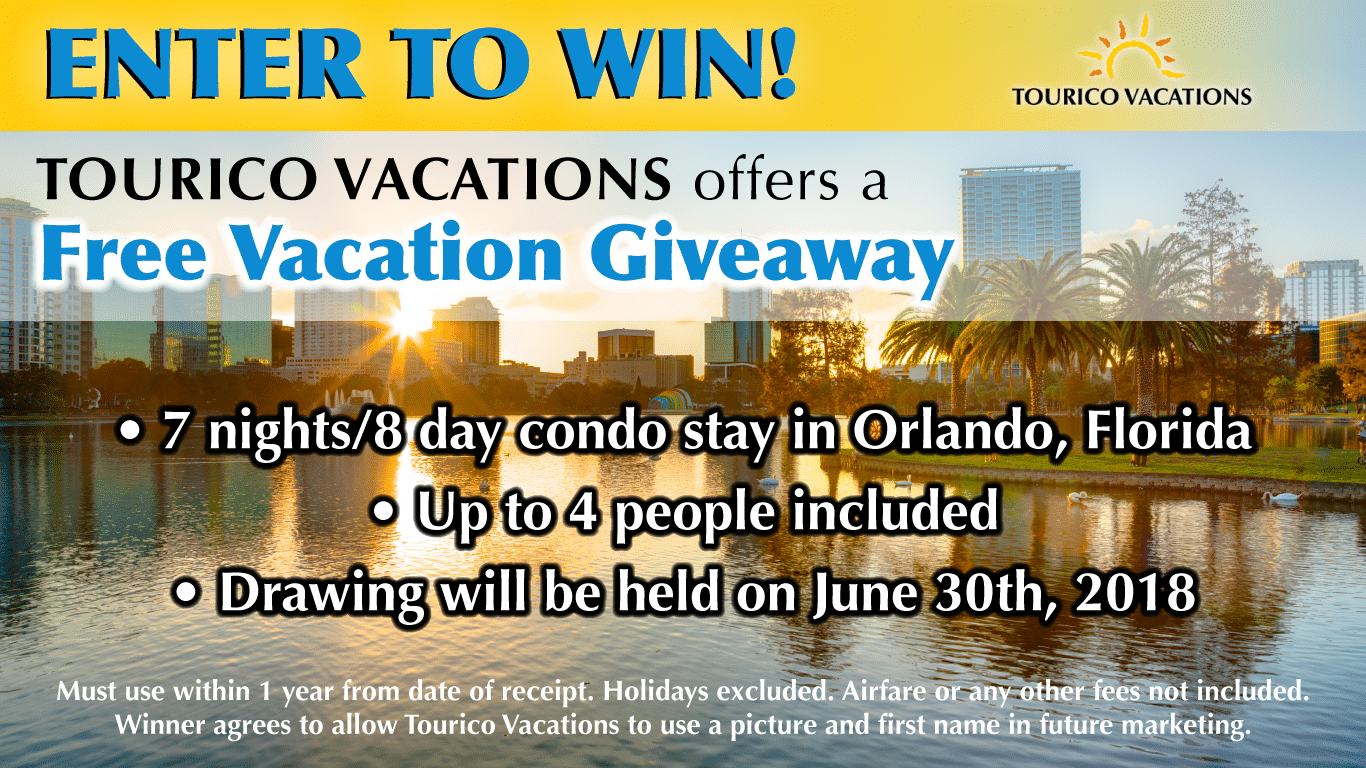 FREE Vacation Giveaway